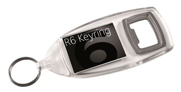 Picture of R6 Bottle Opener Keyring