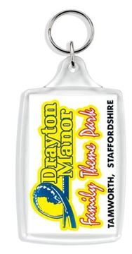 Picture of L4 Clearview Keyring