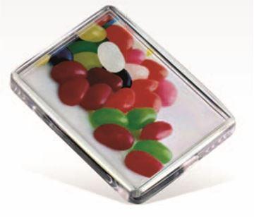 Picture of Rectangular Fridge Magnet