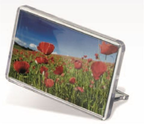Picture of Mini Frame - Classic Fridge Magnet Or Stand